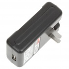 USB/AC Battery Charging Cradle for Samsung S5570/S5330/S7230/S5750 (AC 100~240V)