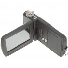 "2.7"" TFT Touch Screen 5.0MP CMOS Digital Camera Camcorder w/ 4X Digital Zoom/TV-Out/HDMI/SD Slot"
