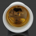 E27 Female to E14 Male Light Lamp Bulb Adapter Converter (12~265V)