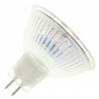 MR16 5.5W 80-Lumen 470nm Blue Light 30*5050 SMD LED Cup Bulb (12V)