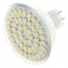 MR16 6500K 3W 195-Lumen 48xSMD LED White Light Bulb (12V)