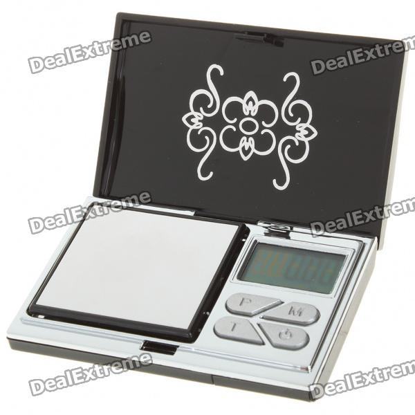 Portable Digital Pocket Scale - 100g/0.01g (1 x CR2032) mini lcd display backlit portable digital scale 100g 0 01g 2 x aaa