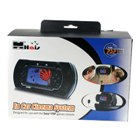 Amplified In-Car Entertainment Kit with Remote for PSP