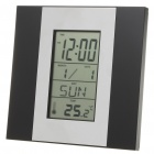 "Multi-Function 3.8"" LCD Alarm Clock (2 x AAA)"