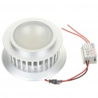 3W 130-Lumen 3-LED Red/Green/Blue Light Wall Lamp with LED Driver (85~245V)
