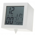 "Multi-Function 3.5"" LCD Alarm Clock (2 x AAA)"