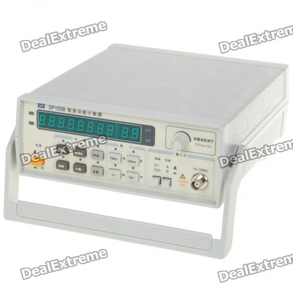 Multifunction Counter Set ibq102 handheld frequency counter 10hz 100m