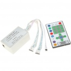 Control Box + Remote Controller for 5050 SMD LED Light Strip (DC 12V)