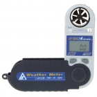 "AZ8909 1.5"" LCD Digital Wind Speed Anemoscope Weather Meter (1 x CR2032)"