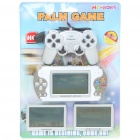 "3.5"" Screen Palm Game Player - Silver + Black"