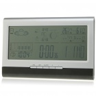 "8.3"" LCD Digital In/Outdoor Multifunction Weather Station w/ Clock / Temperature/Humidity Sensor"