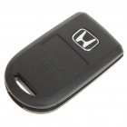 Replacement 4-Button Transponder Smart Key Casing for Honda