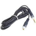 Genuine PowerSync 3.5mm Stereo Jack Male to Female Extension Cable (3M-Length)
