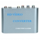 CVBS/YPbPr to HDMI HD Video Converter