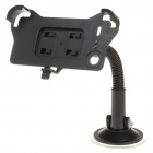 Car Swivel Mount Holder for HTC G11 Incredible S - Black