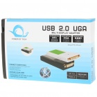 USB 2.0 VGA/DVI/HDMI Multi-Display Adapter
