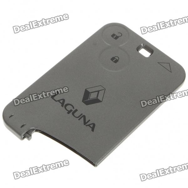 Replacement 2-Button Remote Controller Casing for Renault