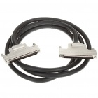 WingTurn SCSI HPCN 100-Pin Male to Male Connection Cable (Screws/2M-Length)