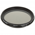 Neutral Density ND2-ND400 Fader ND Filter (58mm)