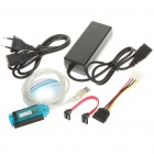 USB 2.0 to SATA/IDE Cable with Power Adapter