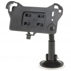 Car Charger + Car Swivel Mount Holder for HTC G11 Incredible S - Black