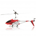 M3 USB Rechargeable Wireless Remote Control 3.5-CH Helicopter with Gyroscope - Red (IR Remote)