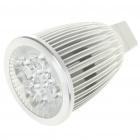 MR50 5W 5-LED Slots Aluminum Alloy Bulb Shell