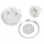 MR16 5W 5-LED Slots Aluminum Alloy Bulb Shell