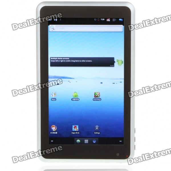 "7"" Capacitive Screen Android 2.3 Tablet PC w/ HDMI/TF/OTG/WiFi/3D Acceleration (1.2GHz/DDR3 512MB)"