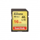 Genuine SanDisk Extreme Pro 300X SDHC Memory Card (16GB)