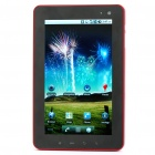 "Dropad A9N 7"" Capacitive Android 3G Tablet PC Cell Phone w/ GPS/Camera/Wi-Fi/TF (8GB/NEC EV2 1GHz)"