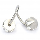 Multi-Use Steel Ear Spike Stud - Random Color
