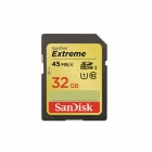 Genuine SanDisk Extreme Pro 300X SDHC Memory Card (32GB)