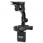 1080P 5MP CMOS Wide Angle Digital Car Mini DVR Camcorder w/ 2-LED/HDMI/TF (2.0' LTPS)