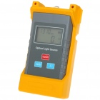"2.4"" LCD Handheld Optical Laser Source Power Meter - Grey"