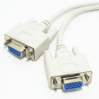 VGA 1-to-2 Splitter Cable