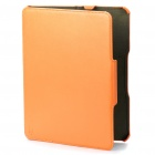 Genuine Optima Protective PU Leather Case for   Ipad - Orange