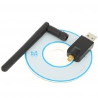 USB 2.0 2.4GHz 802.11b/g/n 150Mbps WiFi/WLAN Wireless Network Adapter