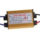 Waterproof 3W LED Constant Current Source Power Supply Driver (100~240V)