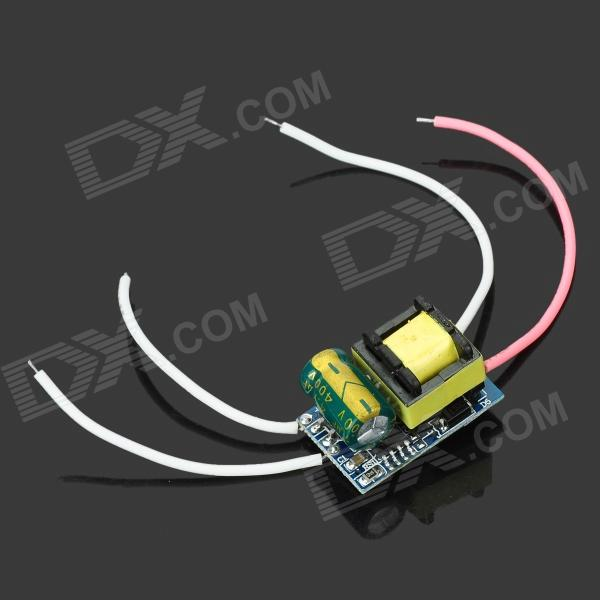 5W LED Constant Current Source Power Supply Driver (90~265V)