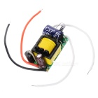 3 * 3W LED Constant Current Source Power Supply Driver (90~265V)