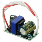 7W LED Constant Current Source Power Supply Kuljettajan (90 ~ 265V)
