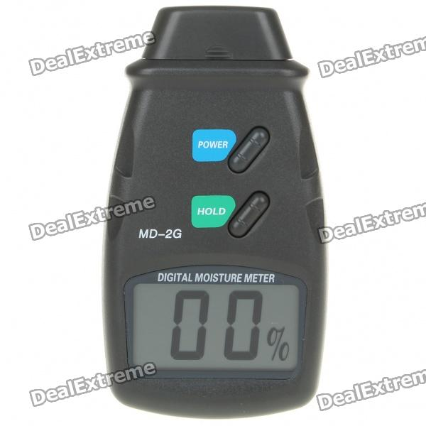 Digital Wood Moisture Meter (1 x 9V)
