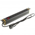 8-Port 1HE Power Distribution Unit (AC 250 V)