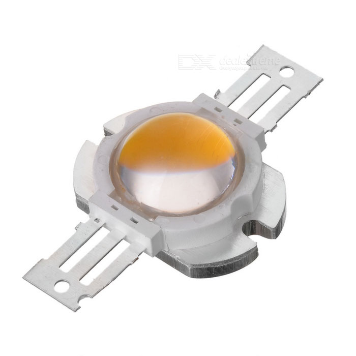 20W 1600LM 3200K Warm White Light LED Metal Plate Bead Module (16~18V)