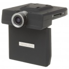 "5.0MP 720P Wide Angle Car DVR Camcorder w/ 8x Digital Zoom/SD/HDMI/AV-Out/Mini USB (2.8"" LCD)"