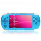 Sony PSP 3000 Portable Entertainment Console Set - Blue (Refurbished)