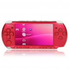 Sony PSP 3000 tragbare Entertainment-Konsole Set - Red (Refurbished)