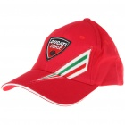 Cool MotoGP Ducati Logo Cap Hat - Red