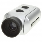 Digital Golf 7X Range Finder Scope com bolsa acolchoada (2 x CR2032)